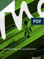 Mannaz-Certificeringer