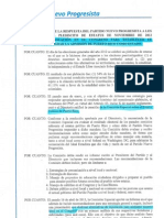 Resolución Status Directorio PNP