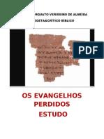 58766903 Os Evangelhos Perdidos Sistematica Da Obra de Cristo Estudo