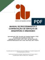 Manual de Contratacao Aprovado Pelo 138 COSU-SP