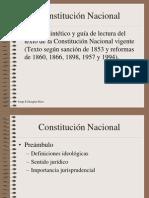Constitucion Nacional Argentina-Sintesis (2)