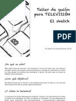 Taller de Guion Para TV SECUNDARIA