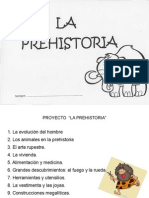 presentación prehistoria