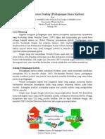 Carbon Emission Trading by Masdar&Meriko