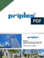 Apresentação Priples - Google Drive