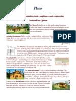 Earthbag Building Plans