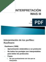 37921277 WAIS III Interpretacion 2010