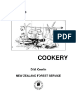 Forest Service Cookery
