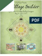 2013 Village Builder Magazine