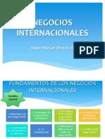 NEGOCIOS INTERNACIONALES- Generalidades, Fundamentos (1)