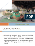 Biomateriales en Odontopediatria