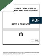 David Schwartz - Como Obtener Exito