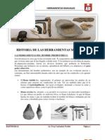 Historia de Las Herramientas Manuales