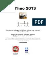 St Theo's Flyer 2013 (JR)