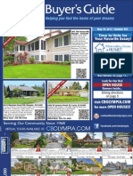 Coldwell Banker Olympia Real Estate Buyers Guide May 18th 2013
