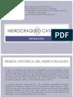 Hidrocraqueo catalítico