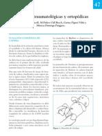 Urgencias Traumatologicas y Ortopedicas
