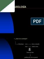 PresentaciónAXIOLOGÍA11.ppt