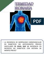 enefermedad coronaria