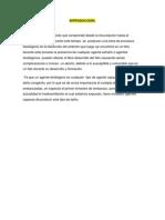 La influencia de los  agentes teratógenos en la etapa prenatal