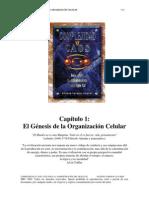 L2 EL GÉNESIS DE LA ORGANIZACIÓN CELULAR