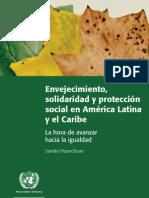 CEPAL - Envejecimiento, Solidaridad y Protección Social en AL y El Caribe