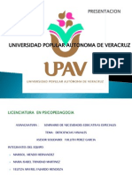 Diapositivas Deficiencias Visuales Sem.nec.Educ.