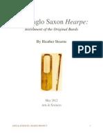 Anglo Saxon Hear Pe