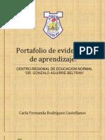 Portafolio de Evidencias de Aprendizaje - Copia - Copia