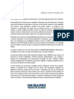 Comunicado CAA Ing. Civil Electrónica