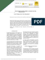 APLICACIÓN DE LA TEORÍA DE ROBOTS MANIPULADORES A LA BIOMECÁNICA DEL