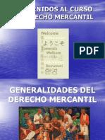 1 Generalidades Derecho Mercantil