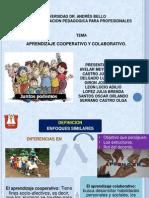 Presentación Aprendisaje Colaborativo y cooperativo.pps