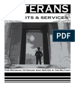 Michigan Veterans Benefits and Services