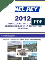 Sistema Constructivo Steel Framing 1