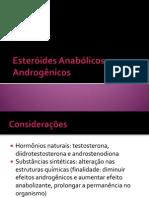 7 - Esteroides Anabolicos Androgenicos