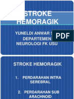 Stroke Hemoragik