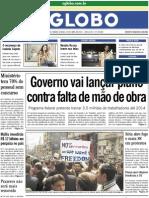 O Globo 230411