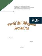 Perfils Del Abogado Socialista
