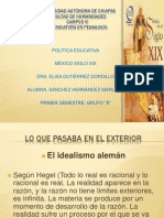 Siglo Proyecto XlX