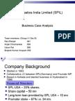SPIL Case Analysis