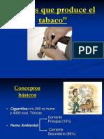 Daños del Cigarro ( Tabaco)(25.04.2012)