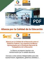 Alianza Por La Calidad Educativa