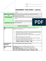 final 2 - states of matter lab assessment packet