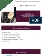 Fermented in Africa