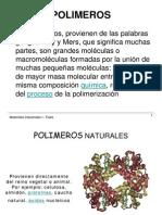 Polimeros i