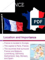 CCU 'France'