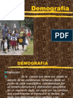 9. Demografia Basica
