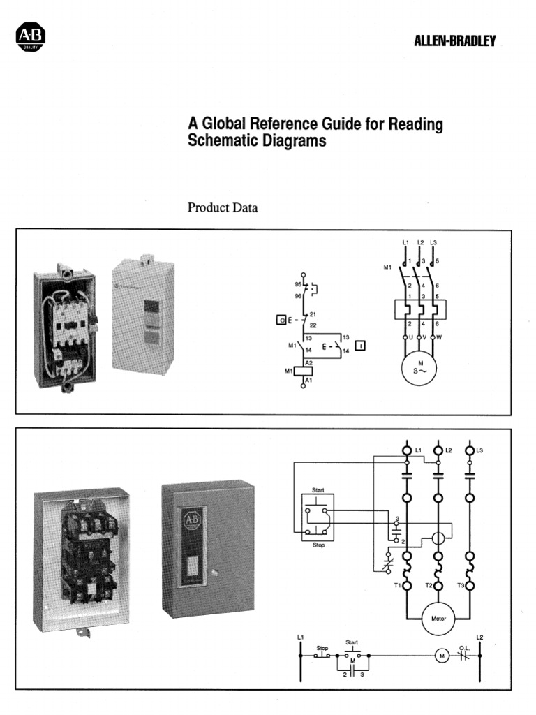 Electrical Schematic Diagrams Guide Switch Fuse Electrical