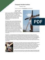 Pampanga's Real-Life Crucifixion